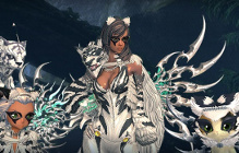 Blade & Soul Offering Silver Saberfang Outfit Chest For 2nd Anniversary