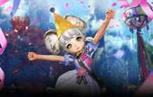 Blade & Soul Celebrates Its Second Anniversary By Letting You Wear Cake On Your Head