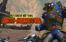 Anti-Monitor Returns To DC Universe Online Anniversary Event