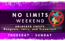 "Secret World Legends Drops ""No Limits Weekend"" Lets Players Open All The Chests They Want"