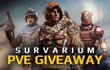 Survarium PVE Mode Access Key Giveaway