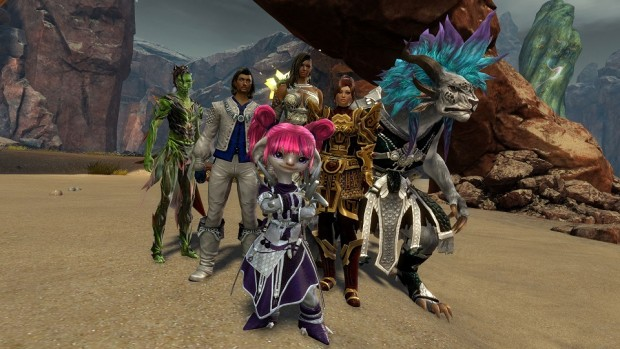 Guild Wars 2 Outlines Plans To Restructure World vs  World, Will