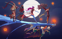 Battlerite's Lunar New Year Event Adds 80 New Unlockable Items