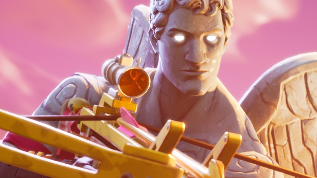 New Cupid Outfit Fortnite