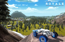 Battle Royales Get The Robot Treatment With Robocraft Royale