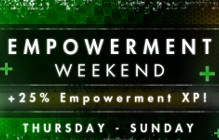 This Weekend's Bonus Weekend For Secret World Legends Is 25% XP Empowerment