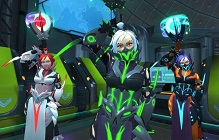 Atlas Reactor Offers St. Patrick's Day Skins And Double XP Weekend