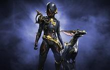 """Golden Avian Of Destruction"" Zephyr Prime Coming To Warframe Next Week"