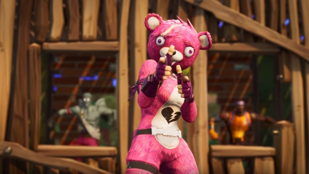Fortnite Battle Royale Releases Limited-Time, Five-Team, 20