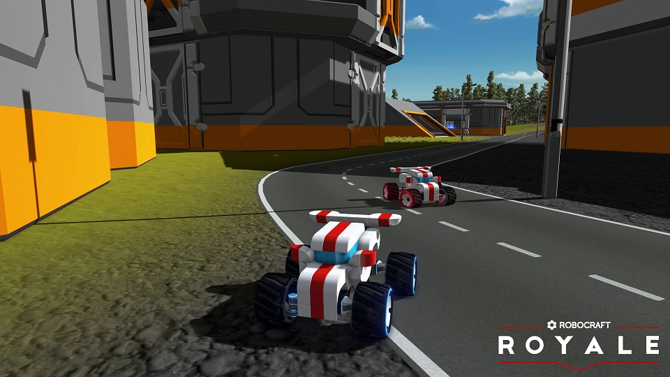 Robocraft Royale Review and Download