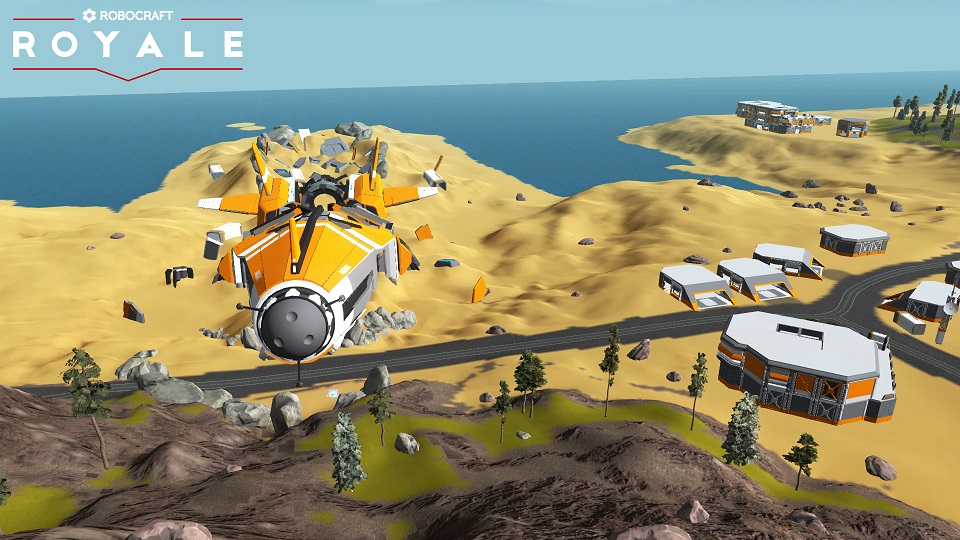 ROYALE TÉLÉCHARGER ROBOCRAFT