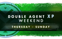 Secret World Legends Holding Double Agent XP Weekend