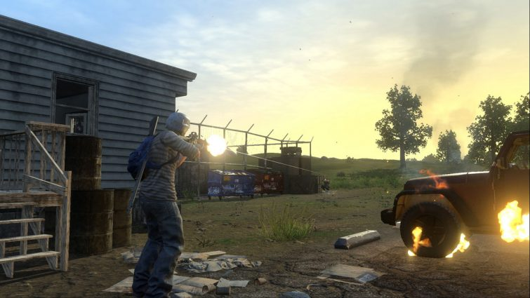 Interview H1z1 Quickens The Pace And Streamlines Gameplay For The