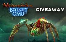 Win 1 of 10 Neverwinter Spider Mount Keys (PS4/Xbox One)