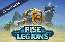 Rise of Legions Beta Steam Key Giveaway