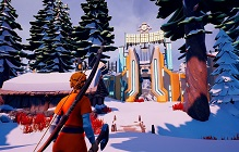 Snowy Battle Royale Game Darwin Project Goes Free-to-Play