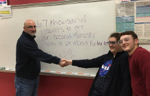 AP Chem Students Earn A Test On Fortnite After Beating Teacher's 6,700 Retweet Challenge