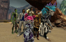 Guild Wars 2 Announces Friend/Ships Initiative Sweepstakes Winners