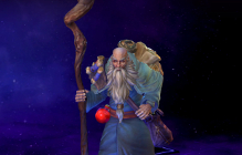 Diablo Character Deckard Cain Announced As Upcoming Heroes Of The Storm Support At PAX East