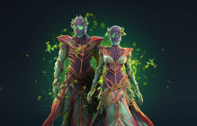 Skyforge Post Offers Brief Introduction To Upcoming Grovewalker Class