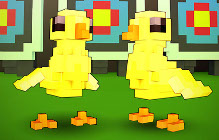 Trove Celebrates Spring With Two-Week-Long Event And Itty Bitty Chick Ally