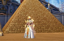 Aion Brings Back Egypt-Themed Secret Of The Ancients Events