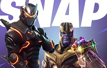 Become Thanos And Wield The Infinity Gauntlet In The Limited Time Fortnite/Infinity War Crossover Event