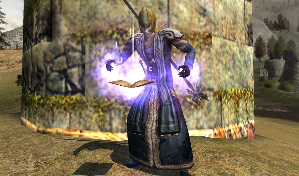 LotRO Makes Massive Changes To Six Classes And Tactical Relics - MMO