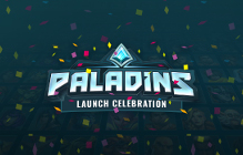Paladins Official Launch Set For May 8, Celebration Starts…. Now