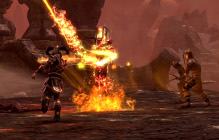 Path Of Exile's Next Patch Is On Fire