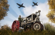 You Can Ride A Tractor On Heroes & Generals' New Eastern European Map