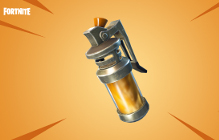 Things Get Smelly In Fortnite With The Introduction Of Stink Bombs
