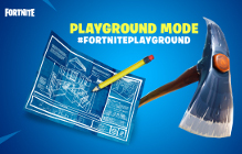 Limited Time Playground Mode Hits Fortnite