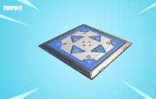Get A Little Boost With Fortnite's Bouncer Trap