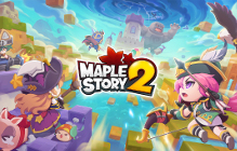 Registration For MapleStory 2's Second Closed Beta Now Open