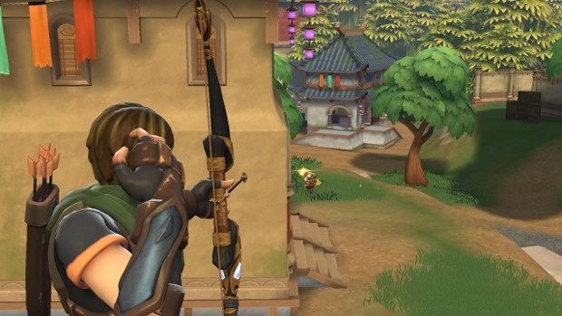 Realm Royale, Hi-Rez's Take On Battle Royale, Enters Early ...