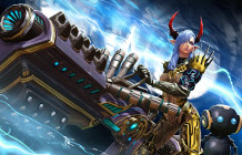 TERA's Gunner Class Fires Her Way Onto Consoles