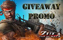 Zula Gift Key Giveaway (NA Only)