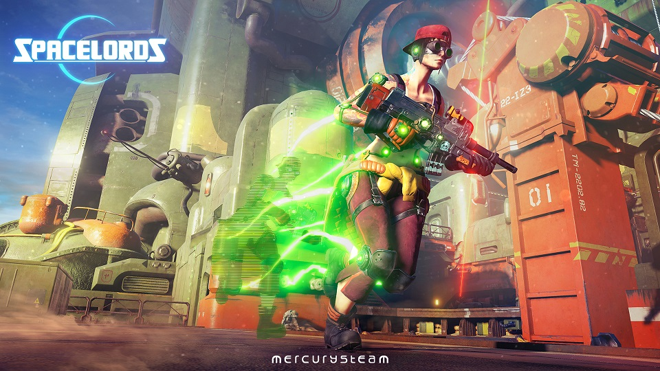 b6cc20fabf9 Spanish developer MercurySteam didn t achieve the success it was hoping for  with its episodic asymmetrical shooter brawler Raiders of the Broken Planet