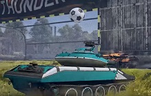 "War Thunder Gets In The World Cup Spirit With ""Tank Football"""