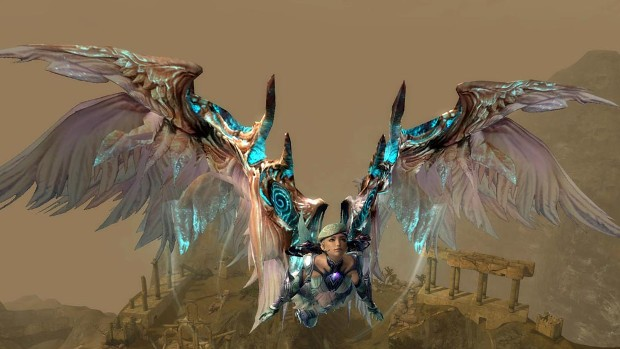 It Seems NCSoft Has A New MMO Under The Aion IP In The Works - MMO Bomb