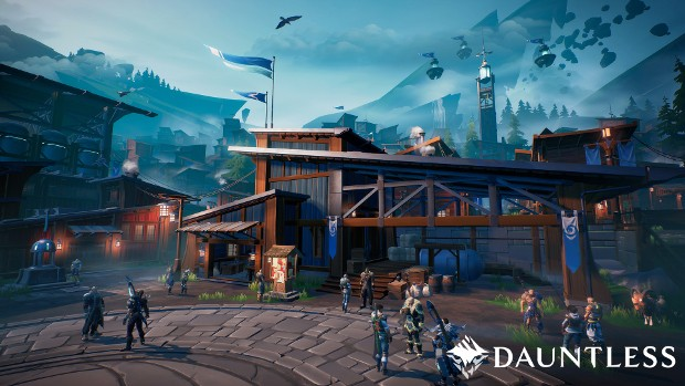 Dauntless Hits 2 Million Player Mark, Celebrates With New