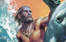 Aquaman Does Have Powers, Right? DCUO's Next Major Release Is Under Water