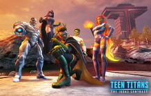 Team Up With The Teen Titans In DCUO's Next Episode