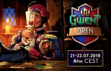 GWENT Open Tournament To Take Place July 21-22