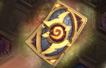 Hearthstone's July 2018 Ranked Card Back Pays Tribute To Battle For Azeroth's Lightforged Draenei