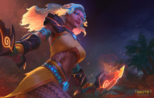 It's Erupting! SMITE's Newest Goddess Wields The Power Of Volcanoes
