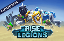 Rise of Legions Early Access Steam Key Giveaway