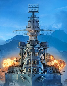 World of Warships: Legends'