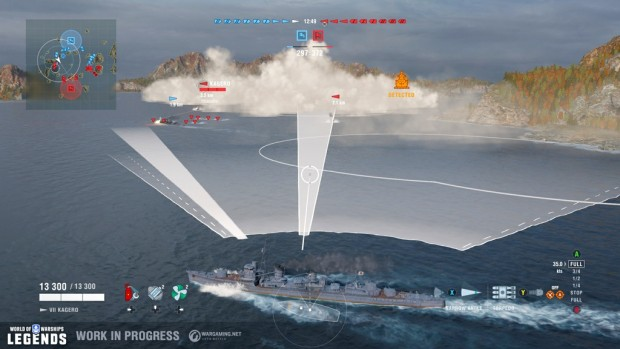 Interview: World Of Warships: Legends Will Offer